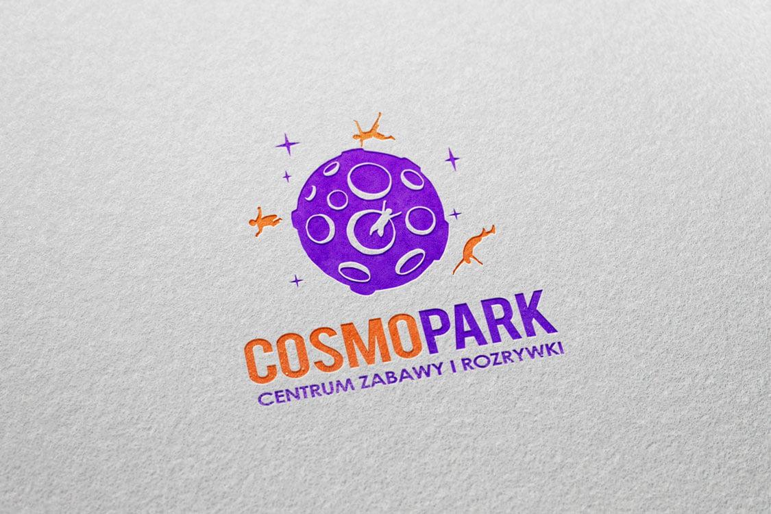 Logo dla CosmoPark