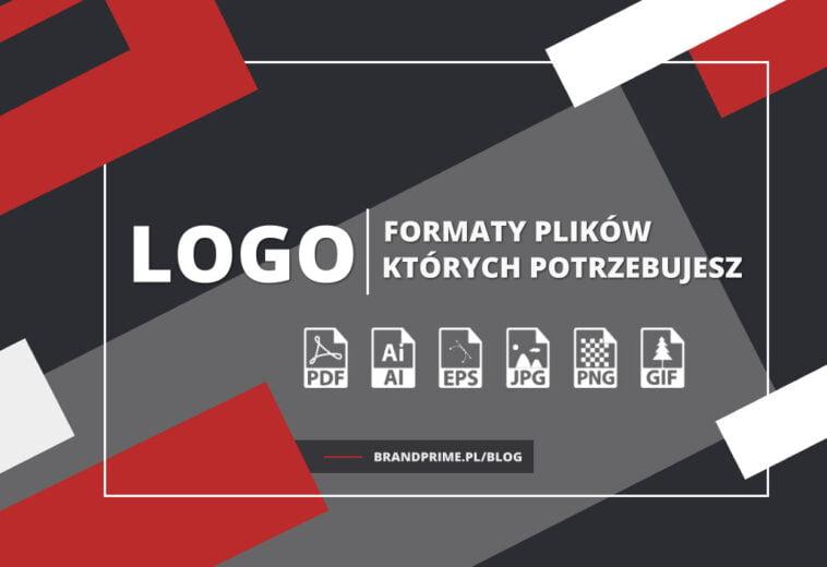 Logo – Formaty plików którychpotrzebujesz